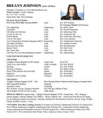 how to write acting resume how to get work acting harness magazine here s a sample acting resume acting