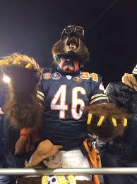 chicago bears fan site chicago bears fan takes love of chicago bears to unreasonable level
