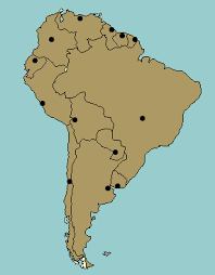 test your geography knowledge south america capital cities