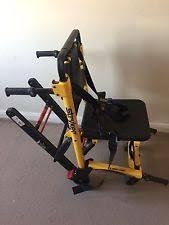 stryker 6252 tracked stair chair ems emt ambulance ebay