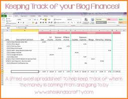 Retirement Expenses Worksheet 10 Personal Income And Expenses Spreadsheet Excel Spreadsheets