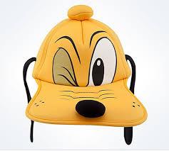 amazon disney mickey mouse pluto dog baseball cap hat