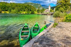 breathtaking lake bohinj slovenia paradise for nature lovers