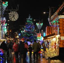 lowestoft gets set to light up for christmas with festive