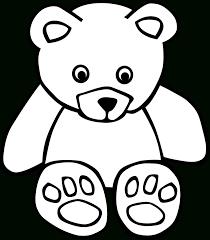 coloring glamorous cute teddy drawings drawn bear 5