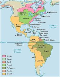 the americas map history south history history and history