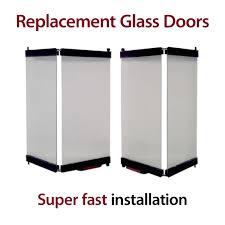 Glass Fireplace Door by Replacement Glass Doors Heatilator Fireplace Doors