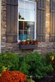 Shutters For Homes Exterior - easy fall ideas for the porch house tropical houses and curb appeal