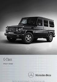 2012 mercedes benz g class uk owners manual just give me the