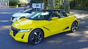 honda roadster old sports experience the tiny s660 is the purist u0027s honda autoweek