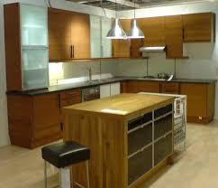 kitchen cabinet design creative wooden kitchen cabinets designs