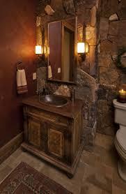 Primitive Bathroom Ideas by 30 Best Powder Room Images On Pinterest Bathroom Ideas Bathroom