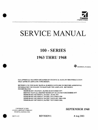 manual de mantenimiento d637 landing gear