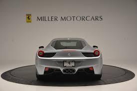 Ferrari 458 Manual - 2014 ferrari 458 italia stock 4307 for sale near westport ct