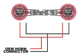 grimmspeed hella supertone horn wiring harness 2015 wrx 2015