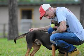 recovery program rescues addicts and dogs sun sentinel