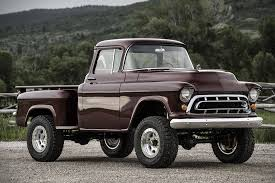 Classic Chevrolet Lifted Trucks - legacy chevy 3100 napco pickup hiconsumption