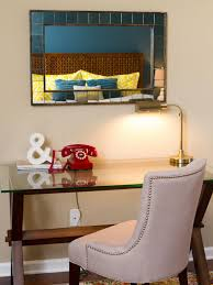 Small White Bedroom Desk Modern Office Desk Minimalist Kids Bedroom Ideas With Single Beds