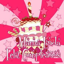 imagenes que digan feliz cumpleaños mi reina feliz cumpleaños en este día mamá linda mama pinterest