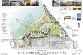 Domain Austin Map by Sag Harbor Village Releases Plans For A Waterfront Park On Land