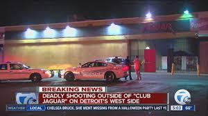 fatal shooting outside detroit strip club youtube