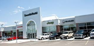 chrysler jeep dodge dealership cdjr and used car dealer in southfield southfield chrysler dodge
