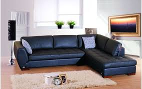 Leather And Tapestry Sofa Marvelous Navy Blue Leather Modern Leather Blue Navy