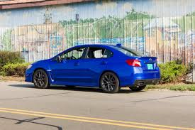 subaru impreza wrx 2018 2018 subaru wrx our review cars com