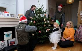 get a christmas tree like rich and famous with