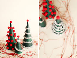 modern christmas diy modern christmas tree decorations alyssa and carla