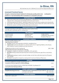 Sample Resume Nursing Student by New Grad Rn Resume Nurse Resume Service Certified Award Winning