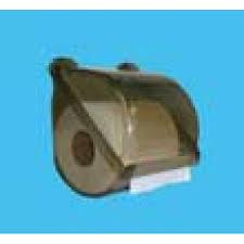 covered toilet paper holder covered toilet paper holder transparent bronze ssi custom plastics