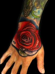 rose tattoos traditional to modern tattoodo