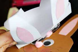 easter treats for kids diy bunny envelopes tutorial