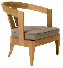 Gloster Teak Protector by Contemporary Garden Armchair Teak Olympus By John Hutton