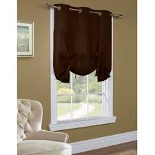 Chocolate Brown Shower Curtain Buy Chocolate Curtains From Bed Bath U0026 Beyond
