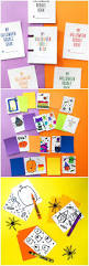 Free Printable Halloween Cards For Kids 252 Best Free Printables Images On Pinterest Educational