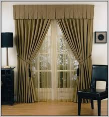 replace vertical blinds with curtains curtain home decorating