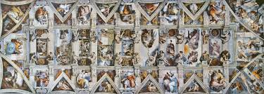 who painted the sistine chapel zbzo lxd tattoo photo shared by
