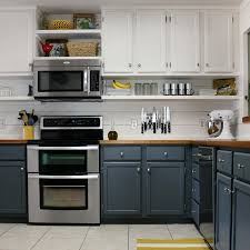 what paint to use on melamine kitchen cabinets home dzine kitchen tips for a painted kitchen