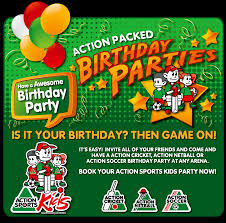 template sophisticated sports day birthday invitations with