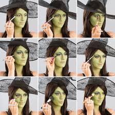Pretty Witch Halloween Makeup Y Witch Makeup Mugeek Vidalondon