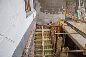 treppe einschalen moselland museum dezember 2015