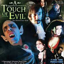 upc code for halloween horror nights 2012 amazon com a touch of evil supernatural game toys u0026 games