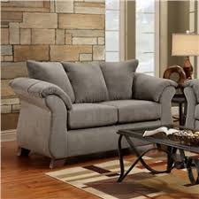 sensations gray microfiber sofa furniture and mattress outlet