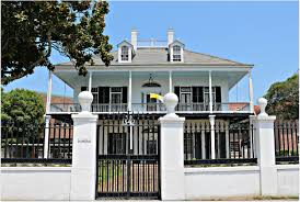 Plantation Style House by New Orleans Homes And Neighborhoods Mid City