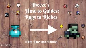 rotmg rags to riches life pot to frankenstein skin how to get