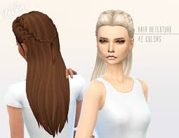 sims 4 hair cc miss paraply kiara 24 absolution hairstyle sims 4 hairs http
