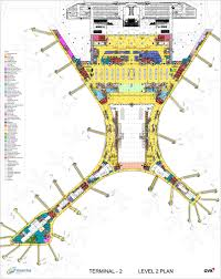 Mexico City Airport Map Chhatrapati Shivaji International Airport Terminal 2 Som