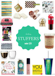 gift guide stuffers 25 how sweet eats